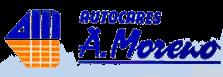 Logo de Autocares Moreno